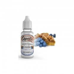 BLUEBERRY CINNAMON CRUMBLE 13 ML