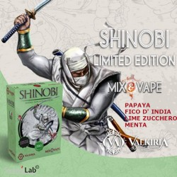 SHINOBI ICE 20+10ML nic.0mg MIX SERIES TPD