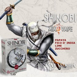 SHINOBI 20+10ML nic.9mg MIX SERIES TPD