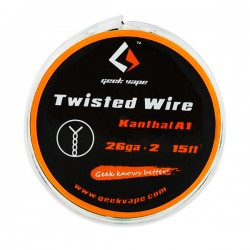 GEEK VAPE TWISTED WIRE 26ga-2 15ft