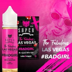 BADGIRL 50+10ML nic.0mg MIX SERIES TPD