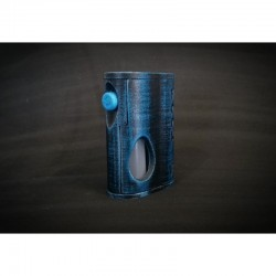 HOOK V3 - Double Hole BF - Brushed Blue.