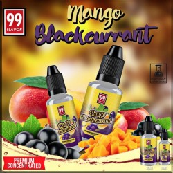 Aroma concentrato MANGO BLACKCURRANT 10ML
