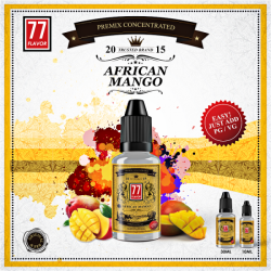 Aroma concentrato AFRICAN MANGO 10ML