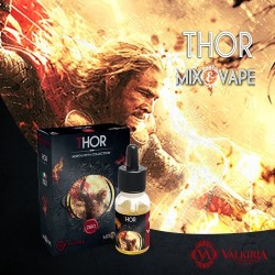 THOR 20+10ML nic.9mg MIX SERIES TPD