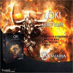 LOKI 20+10 ML nic.9mg MIX SERIES TPD