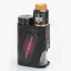 KIT CAPO SQUONKER con COMBO RDA 20700 - Black