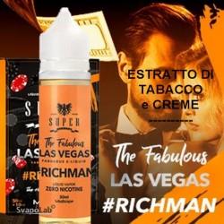 Aroma RICHMAN 50ml + 10ml 0% Nic.