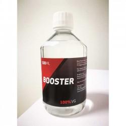 BOOSTER GLICERINA VEGETALE 500ml 100%VG