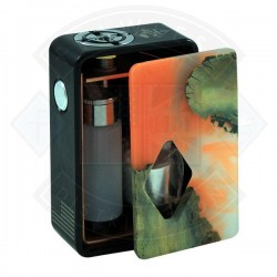 TOUGBOAT TUGLYFE UNREGULATE SQUONK BOX MODE