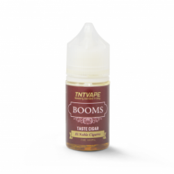 AROMA SHOT SERIES TNT-VAPE BOOMS 20ml+30ml Full VG+10ml VG o PG