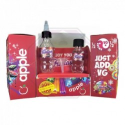 AROMA SHOT SERIES APPLE 30ml+30ml VG