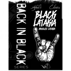 BLACK LATAKIA BACK in BLACK SERIES 20ml+40ml VG