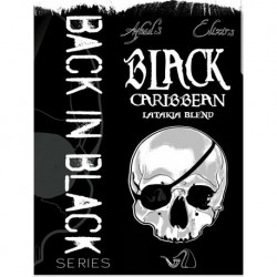 AROMA BACK in BLACK SERIES BLACK CARIBBEAN 20ml+40ml VG