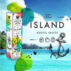 AROMA SHOT SERIES THE ISLAND 20ml+40ml VG