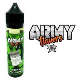 AROMA SHOT SERIES ARMY FLAVORS CHARLIE 20ml+40ml VG