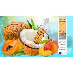PESCA PAPAYA COCONUT CREAM 50ML