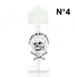 CHABBY ART WORK GRADUATO 120ML DIY UP SKULL