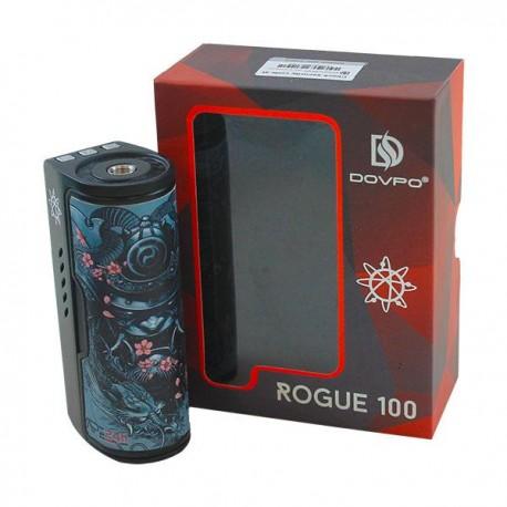 DOVPO ROGUE 100 BOX MOD BLACK SAMURAI