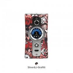 MOD VK530 200W -VSTICKING SILVER &J- GRAFFITI