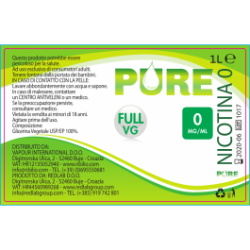 BASE PURE FULL VG 1000 ml-NICOTINA0