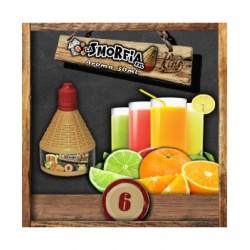 AROMA MIX & GO LA SMORFIA XXL N°6 30 ml + 70 ml VG