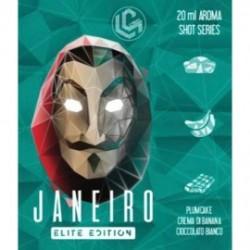 AROMA SHOT SERIES JANEIRO 20ml + 40ml VG COMPRESO