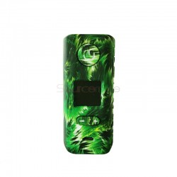 BOX RADER ECO 200W COLOR GREEN STORN