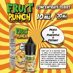 PINEAPPLE COCONUT PEACH AROMA CONCENTRATO 10ml