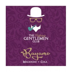 AROMA BAYAMO-MACANUDO Y COLA 11ml THE VAPING GENTLEMAN CLUB