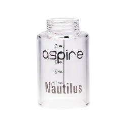 ASPIRE NAUTILUS GLASS TANK