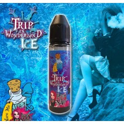 AROMA SCOMPOSTO 20ml+30ml VG COMPRESO, TRIP IN WONDERLAND ICE