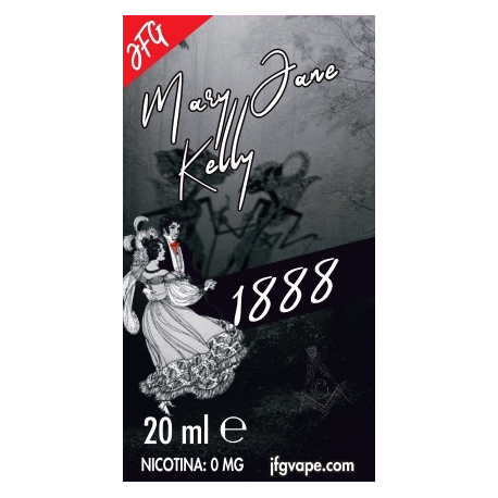 1888 MARY JANE KELLY