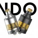 PANDORA mtl 22mm STEEL 304 BLACK 2ml/4ml YACHTVAPE