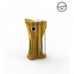 DESIGNED BY R.S.S.MODS AMBITION MODS 60W-YELLOW FROSTED