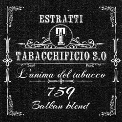 AROMA 20ml TABACCHIFICIO 3.0 SPECIAL BLEND 759