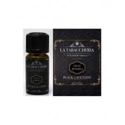 AROMA 10ml LA TABACCHERIA-GRAN RISERVA BLACK CAVENDISH
