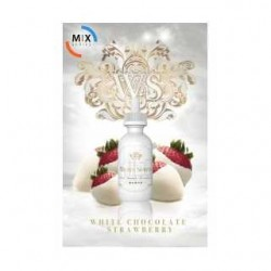 WHITE CHOCOLATE STRAWBERRY 50+10ML