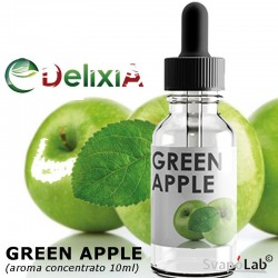 Aroma GREEN APPLE concentrato 10ml
